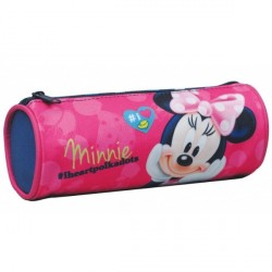 Trousse scolaire cute bear/happy/mickey/minnie